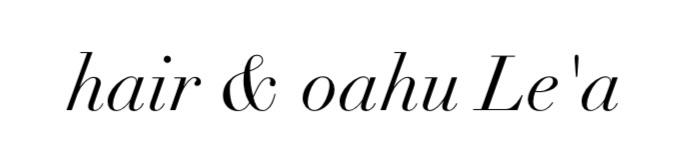 ヘナ・髪質改善が得意なプライベートヘアサロンhair & oahu Le'a|世田谷区千歳鳥山の閑静な住宅街にある美容室